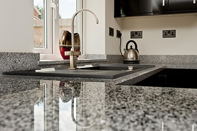 granite and silestone worktops Newtownards, Red Leaf Kitchens & Interiors