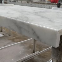 edge profile, granite and silestone worktops Newtownards, Red Leaf Kitchens & Interiors