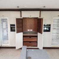 Bespoke kitchens Newtownards, Inframe kitchens Northern Ireland, Professional kitchen fitters Bangor, Luxury kitchens Bangor, Red Leaf Kitchens & Interiors