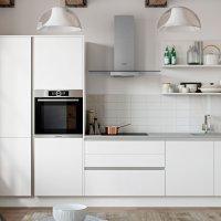 Matte Ivory handleless door, Mordern kitchen Newtownads, gloss kitchens Newtownards, Modern kitchens Newtownards., matte gloss door